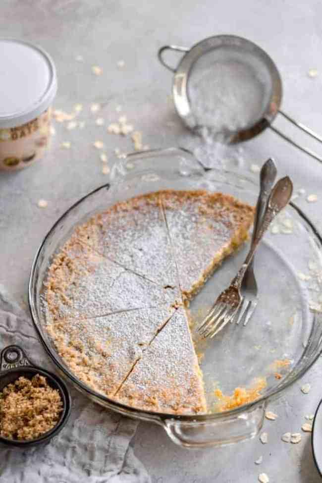 gooey, buttery milk bar crack pie