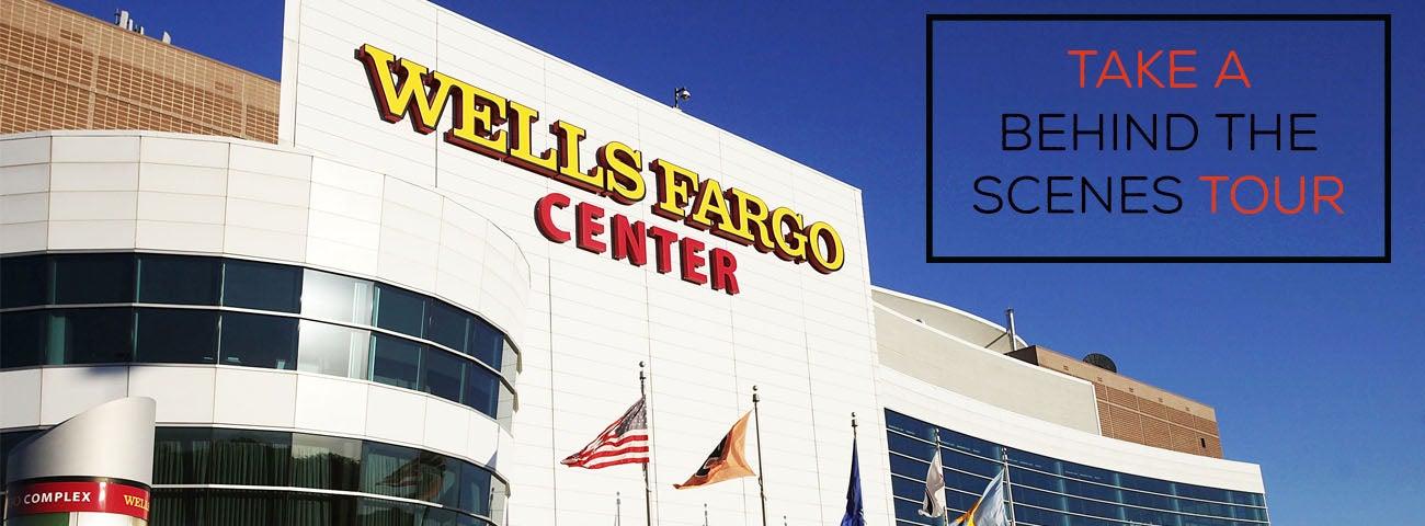 Wells Fargo Center Cadillac Grille