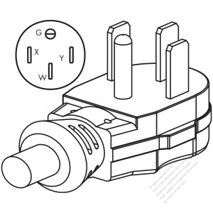 Nema 14 30 Outlet Diagram  Wiring Diagram And Fuse Box