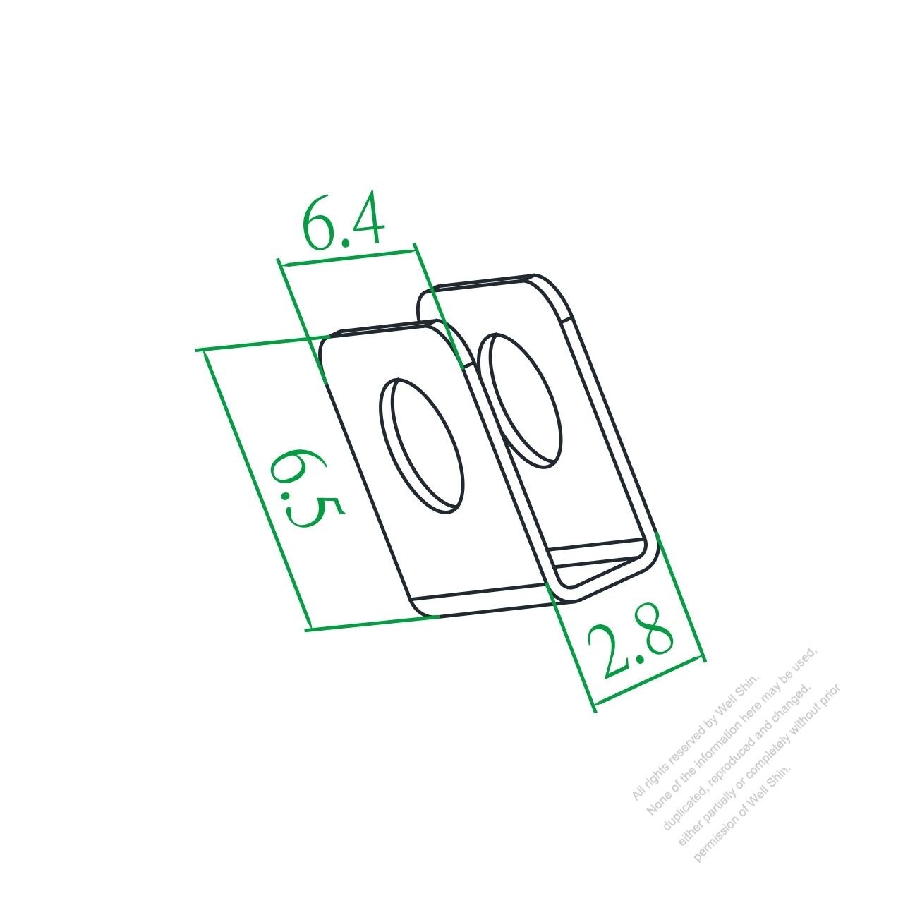 Ws 266 F Ground Wire Connect Clip Plate