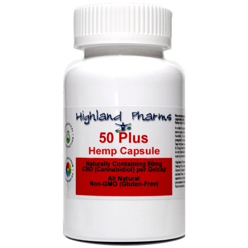 hp 50mg cbd vegan capsules