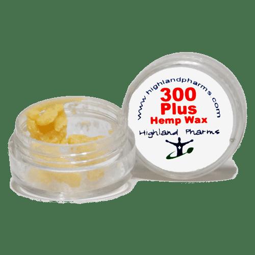 hp 300 cbd wax