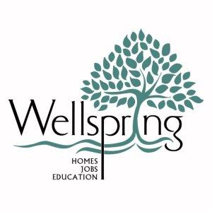 Wellspring House Logo - Homes | Jobs | Education