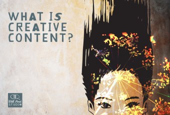 Positive brand building needs creative content