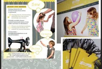 Branding designs tells story of fashion business