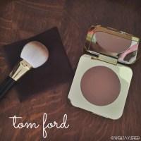 Poppin' Cheekbones with Tom Ford
