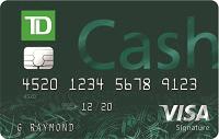 td-cash-visa-credit-card