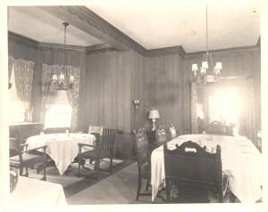 Wellwood Dining Room