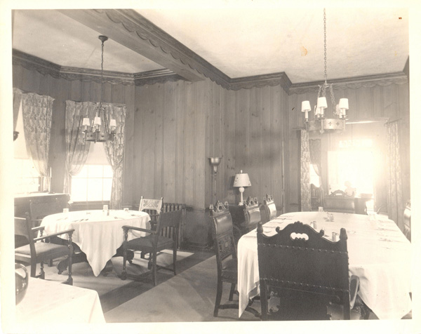 Wellwood Dining Room