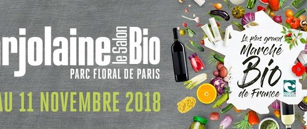 Marjolaine, le salon bio à Paris