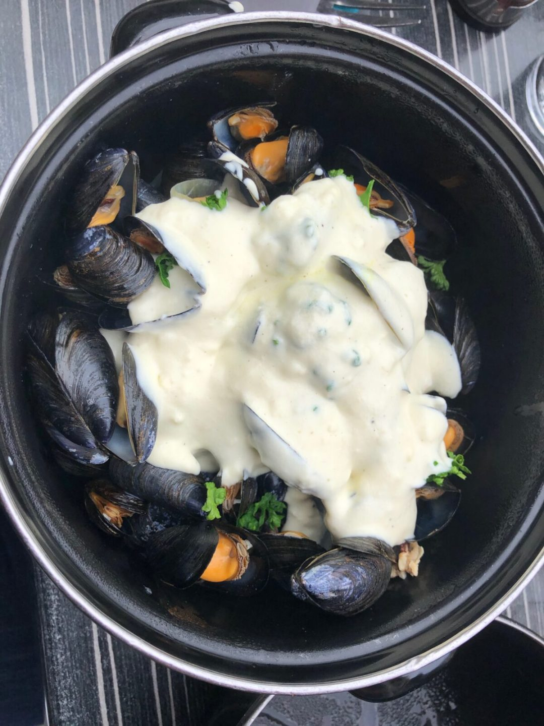 Crotoy moule frites