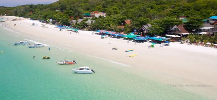 Pattaya And Island