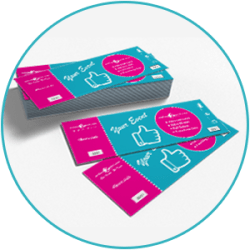 Tickets & Voucher Printing