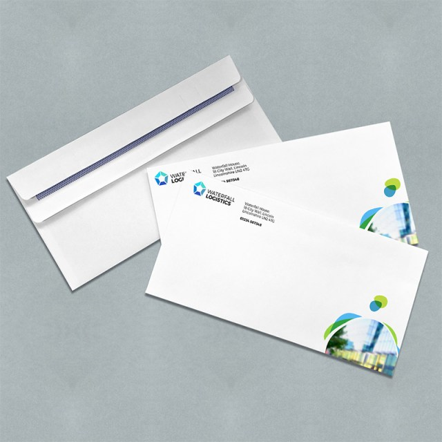 Ticket & voucher Envelopes