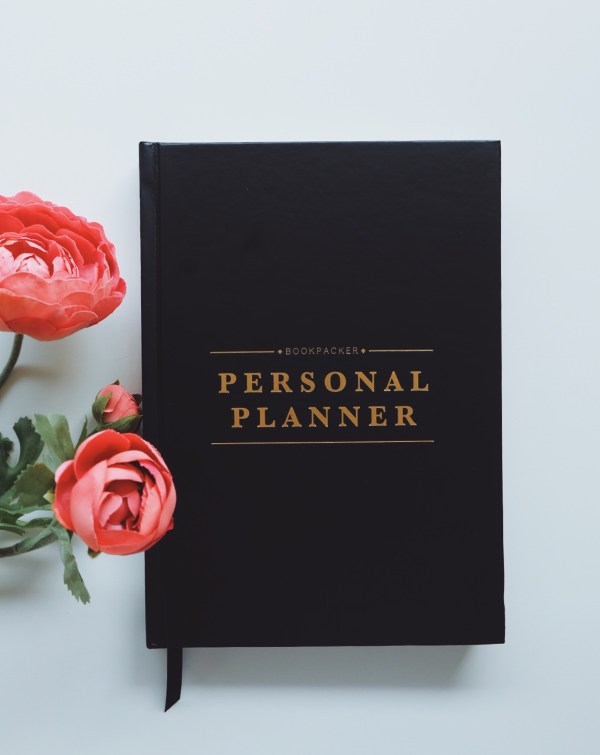Personal Planner (Black)