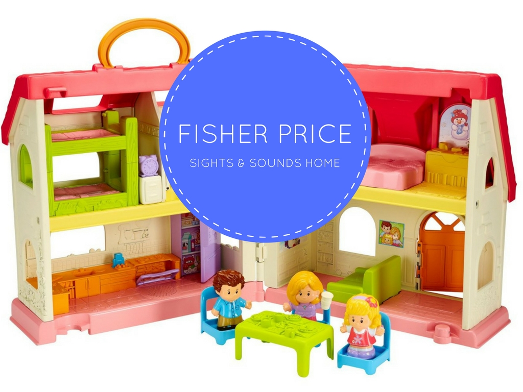 Best Toddler Dollhouse Fisher Price Little People Surprise Amp Sounds Home