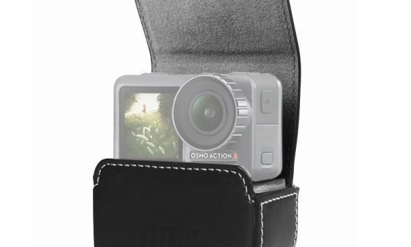 Leather Storage Case DJI Osmo Action
