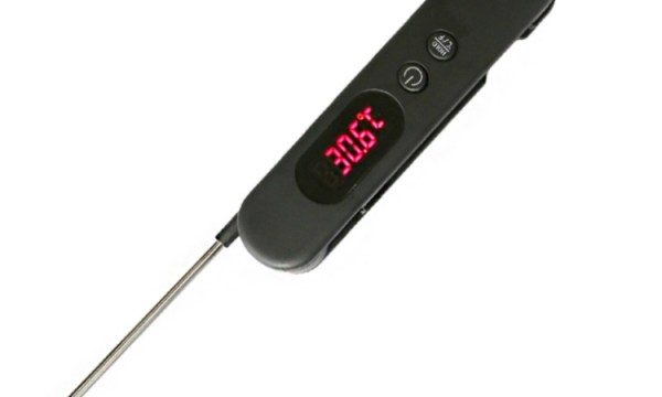 Digital Stainless Cooking Thermometer