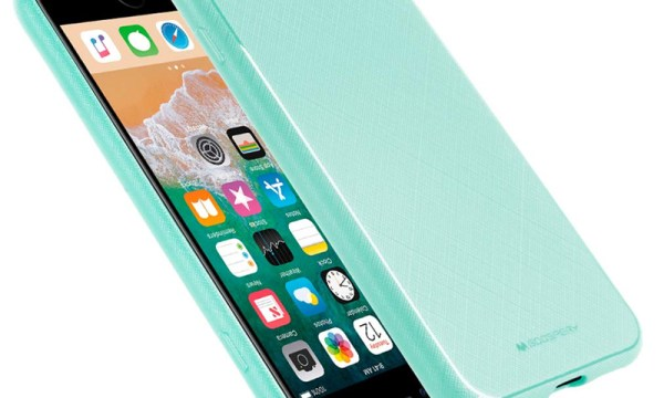 Style Lux Cover iPhone 6 Plus & 6S Plus Sky Blue