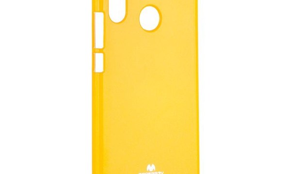 Jelly Cover Huawei P30 Lite Mustard