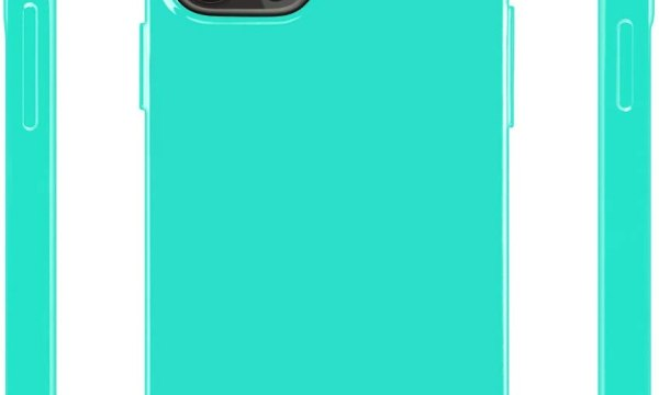 "Jelly Cover iPhone 12 Pro Max 6.7"" Mint"