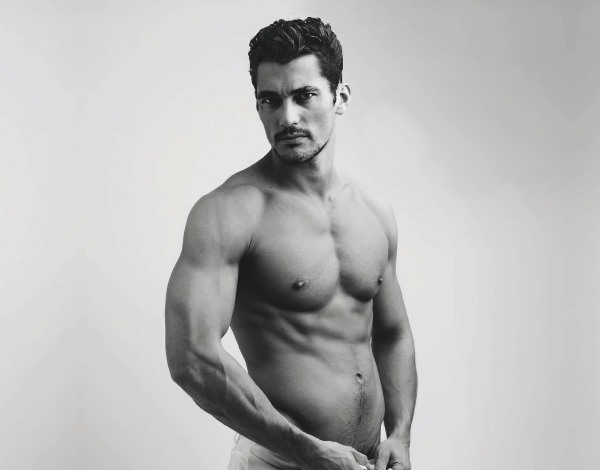 male model David Gandy book by Mariano Vivanco