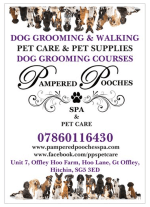 Pampered Pooches Spa & Pet Care