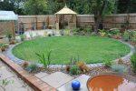 Garden design for Baldock clients