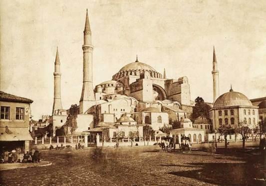 1880 Hagia Sophia