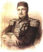 Giuseppe Donizetti or Donizetti Pasha as he was called in the Ottoman Empire