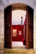 Interior of Sismanoglio Megaro