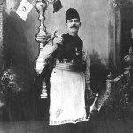 A Famous Ottoman Sherbet Seller (Kadir Ağa), 1900s