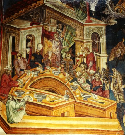 Byzantine food culture