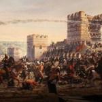 Conquering of Constantinople