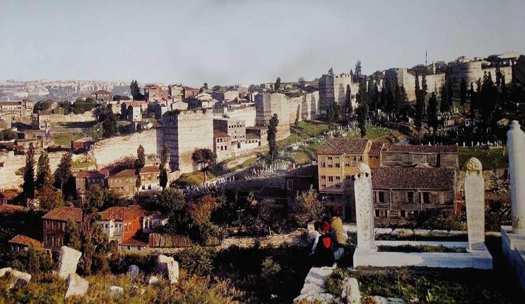 Eğrikapı City Walls