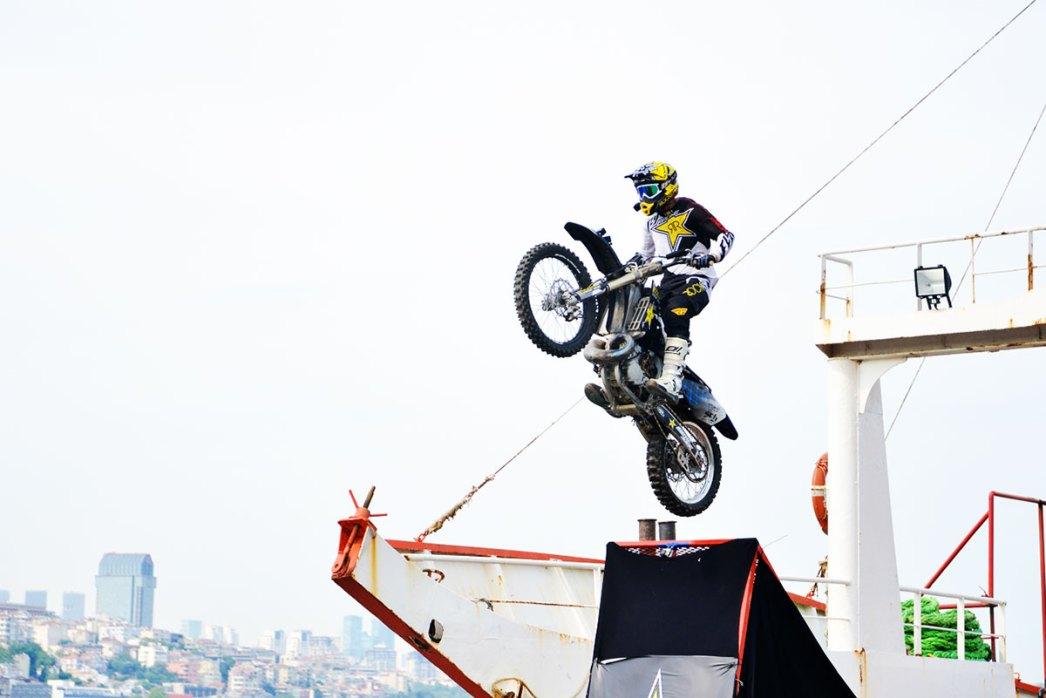 Freddy Peters Jump Record Bosphorus