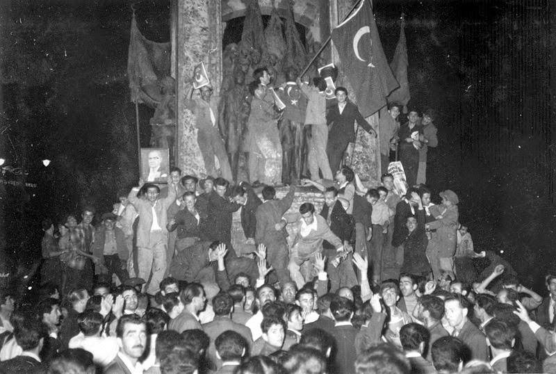 İstanbul Pogrom Taksim
