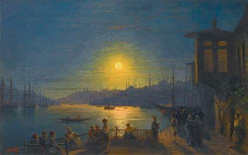 Istanbul: The City of Water