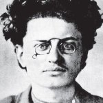 Leon Trotsky as a Young Student