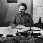 Trotsky was a founder of Red Army