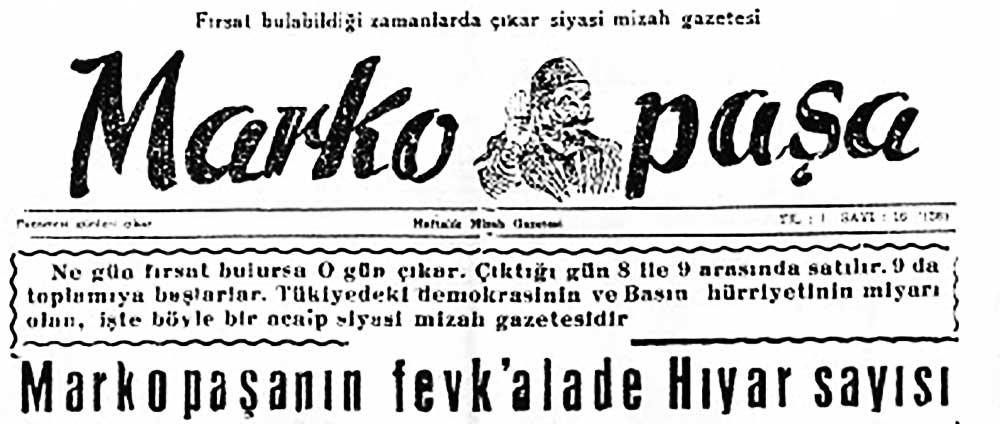 Markopaşa Magazine