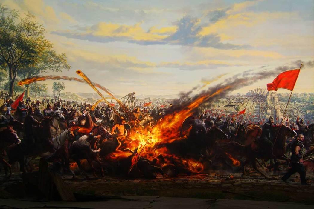 Ottoman Thrones 02