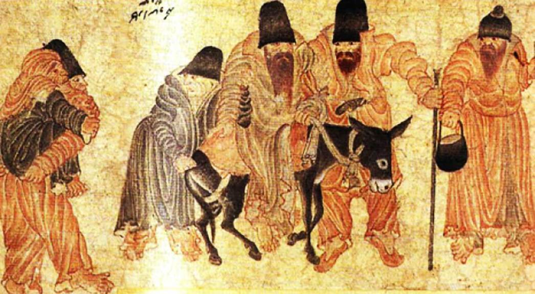 Qalandar Dervishes