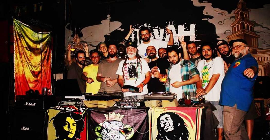 Reggae İstanbul MC