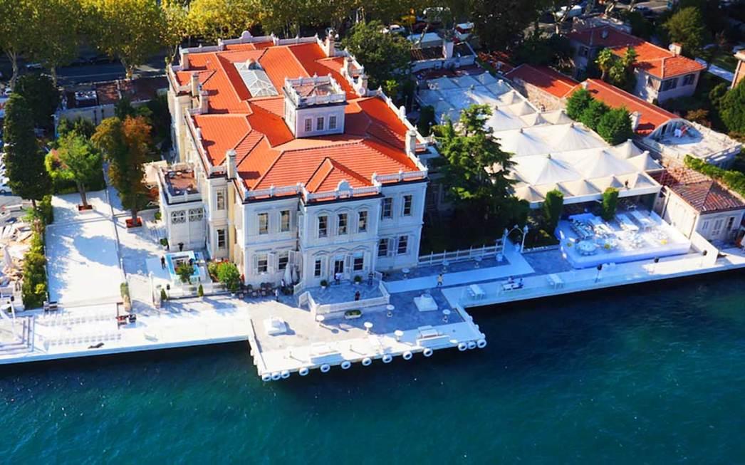 Said Halim Pasha Mansion