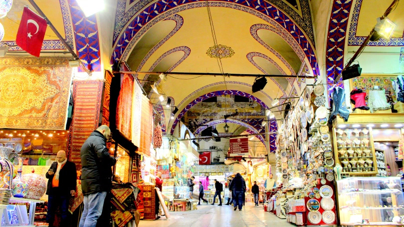 Streets of the Grand Bazaar