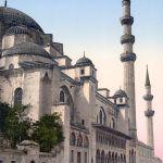 Suleymaniye Mosque 1890