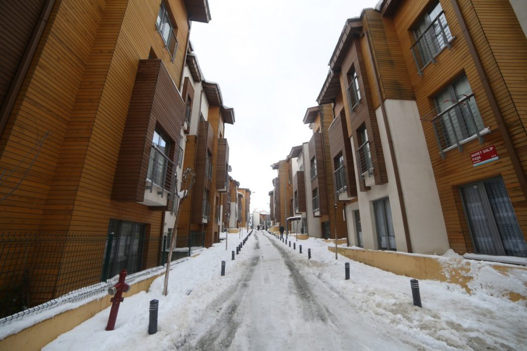 Sulukule New Houses
