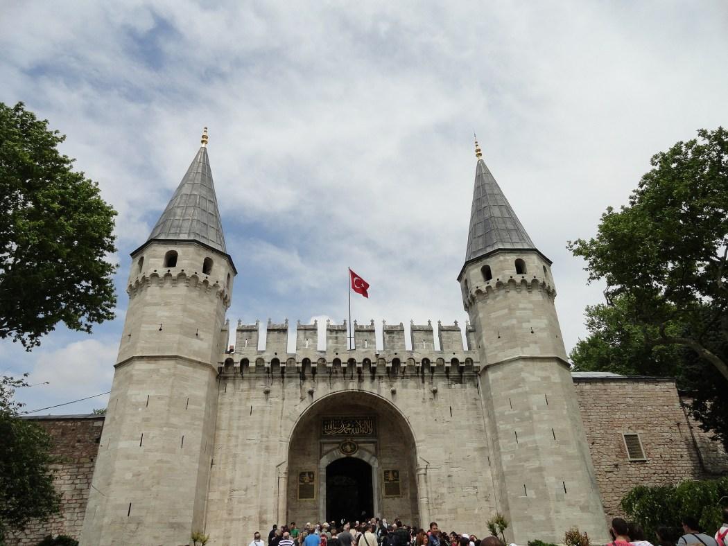 Topkap Palace First Gate