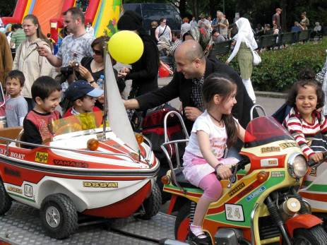 Turkish Attitude Children